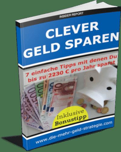 Clever Geld sparen Report